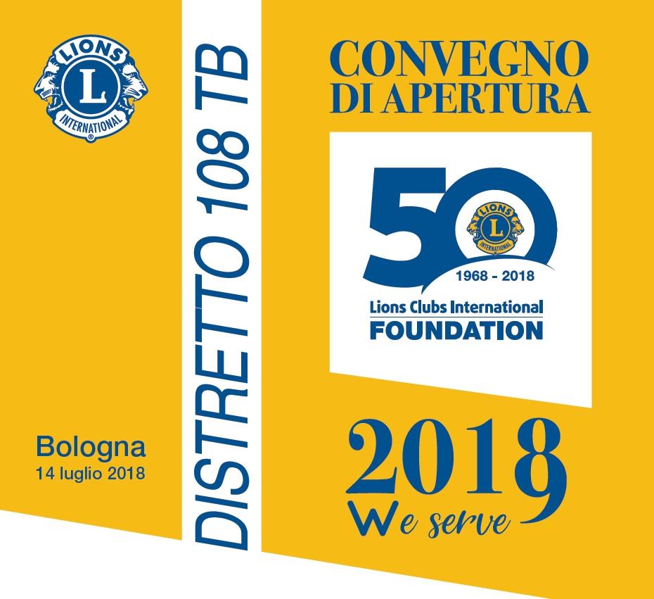 lions club 108 tb apertura anno lionistico 2018 � 2019